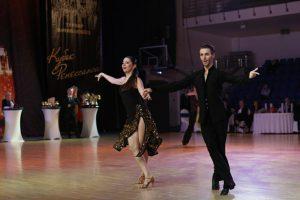Красота и спорт в танце