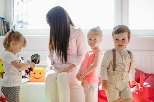 Как выбрать лучший детский сад Киева